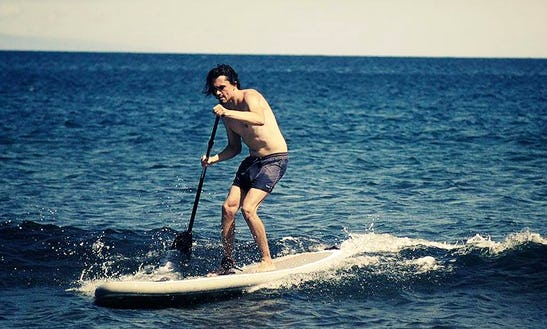 Paddleboard Rental & Trips In Santiago Del Teide, Spain