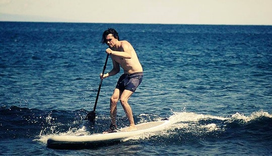 Paddleboard Rental & Trips In Santiago Del Teide, Spain