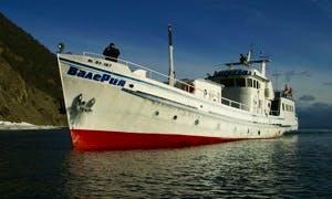 "88' ""VALERY"" Diving Trips in Irkutsk, Russia"