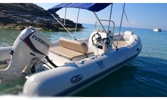 19' Valiant Inflatable Boat In Saint-florent