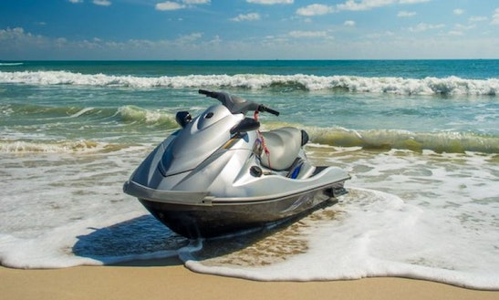 Rent Seadoo Jet Ski In Saint-florent