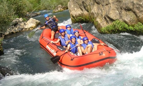 Rafting Trips In Borak