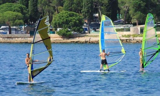 Windsurfing Lessons And Rental In Poreč - Croatia