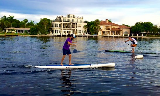 Paddleboard Rental In Fort Lauderdale