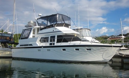 Motor Yacht Sleep Aboard Rental In