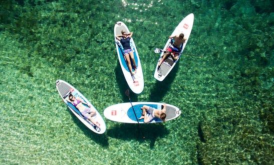 Paddleboard Rental In Queenstown, New Zealand