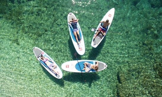 Paddleboard Rental In Queenstown, New Zealand