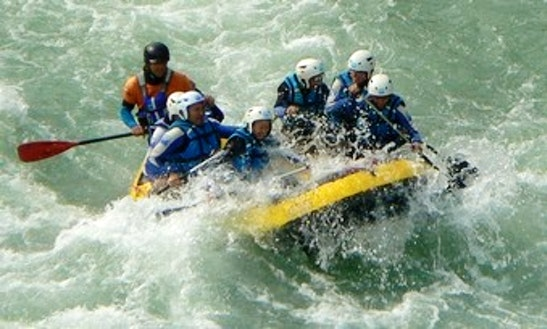 Rafting Trips In Alquezar, Spain