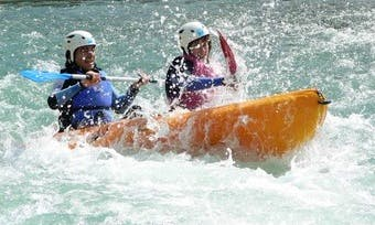 Canoe Rental in Alquezar, Spain