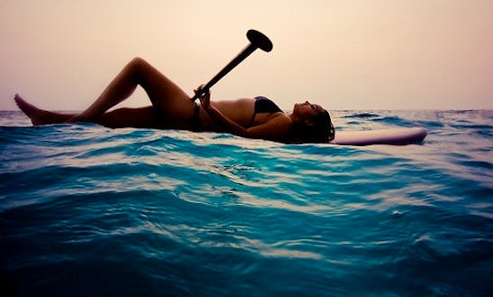 Paddleboard Rental & Lessons In Geafond, Spain