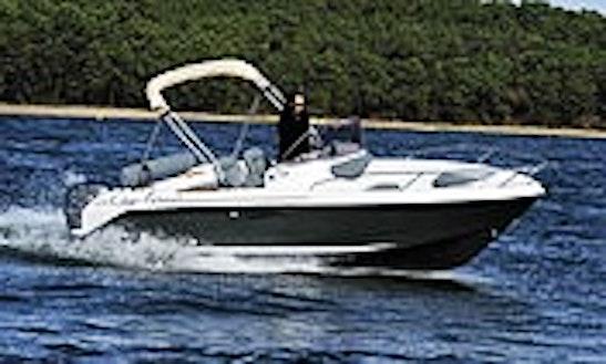 Cap Ferret 522  Deck Boat Rental In Hourtin, France