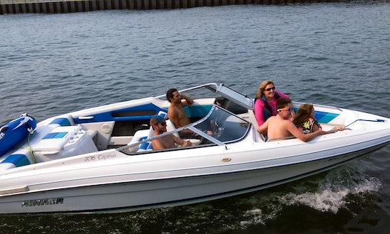 20' Captiva Rinker Powerboat In South Haven