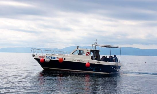 Diving Trips And Lessons In Rožići