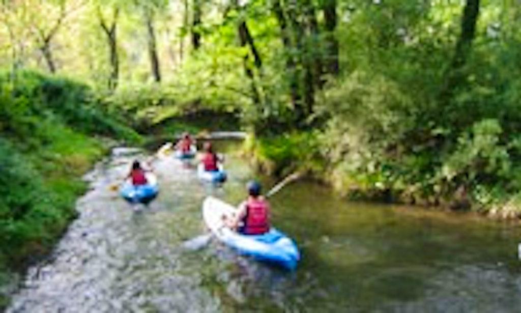 Single Kayak Rental In Domme France Getmyboat