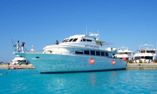 M/y Vallery Diving Safari Boat In As Sahel