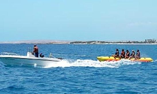Banana Boat In Ayia Napa