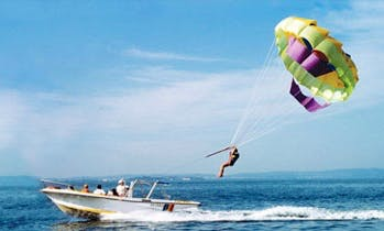 Parasailing Flights in Bardolino