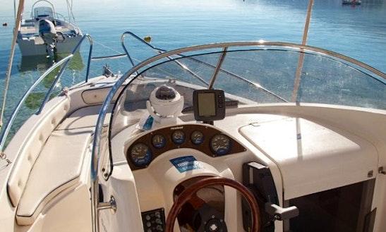 Motor Yacht Rental In Chalkidiki