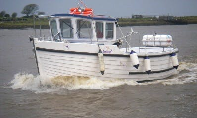 26' Trawler Fishing Charters in New Ross, Ireland