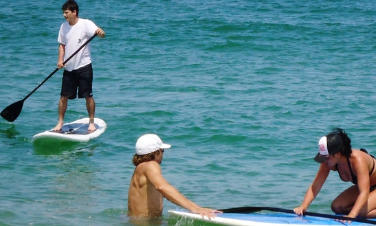 Paddleboard Rental & Lessons In Nags Head, North Carolina