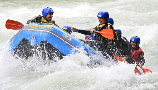 Rafting Trips In Gemeinde Haiming, Austria