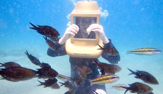 Underseawalkers In Protaras
