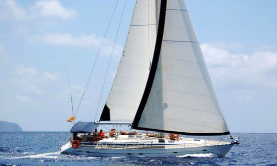 Rent Bavaria 42 Exclusive Sailboat In Le Gosier