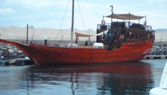 Dhow Cruise In Matrah
