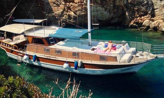 Moby Dick Daily Boat Trips In Kalkan Belediyesi