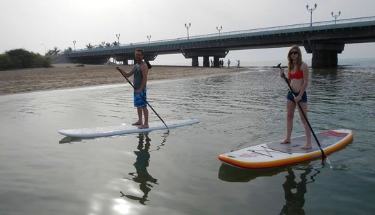 Sup Rental And Lessons In Muscat