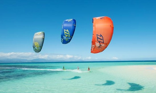 Kitesurfing Lessons In Muscat