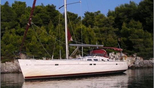 Beneteau Oceanis 45 Sailing Yacht In Chalkidiki