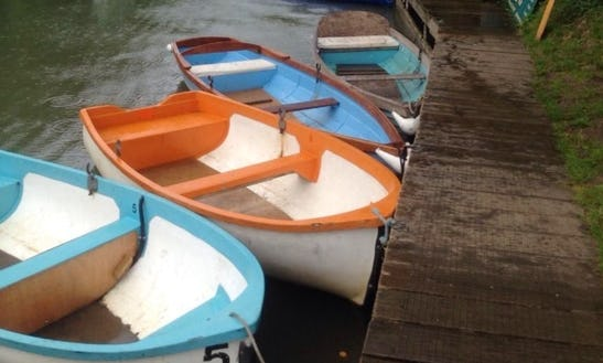 Hire Row Boats In Odiham