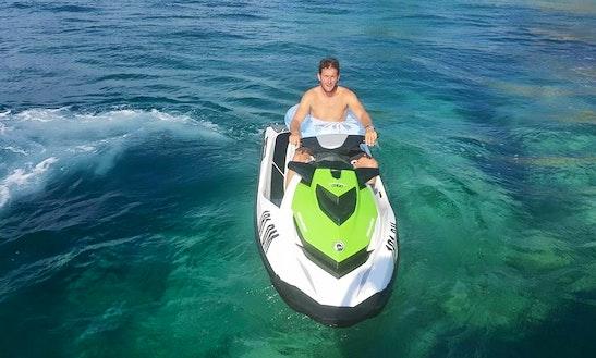 Jet Ski In Njivice