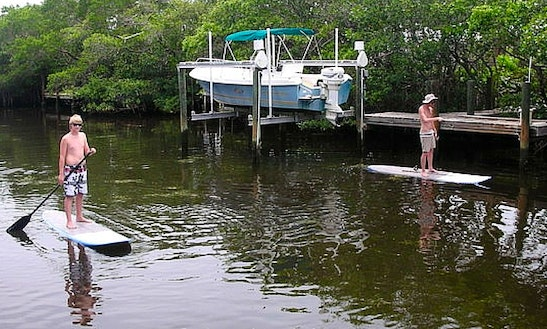 Paddleboard Rental In Holmes Beach