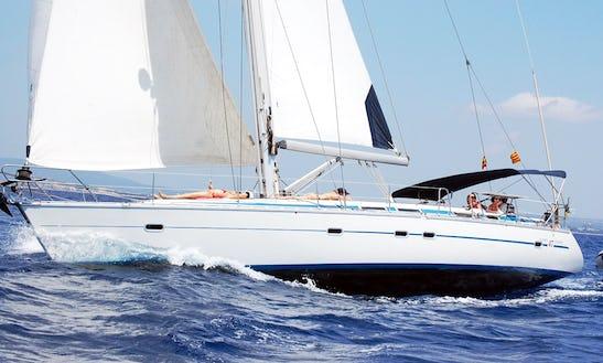 Bavaria 47 Cruising Monohull Charter 'luziana'  In Ibiza