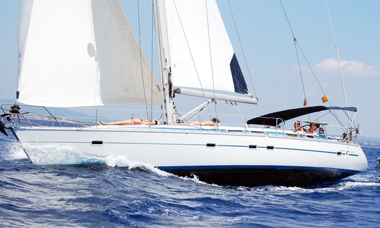 'luziana' Bavaria 47 Cruising Monohull Charter In Ibiza