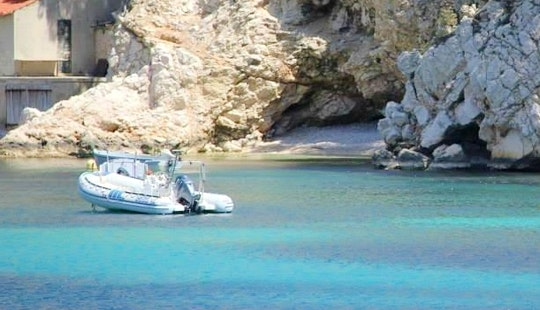 Enjoy A Wildlife Tours In Marseille, France On 31' Rib For 24 Person!