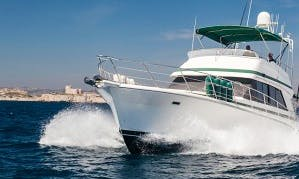 """37' """"IN STYLE"""" Cruising in Marseille, France"""