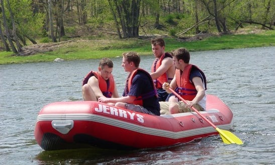 Rafting Trips In Lumberland, New York