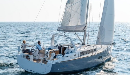 'ada' Beneteau Oceanis 38 Yacht Charter In Turkey