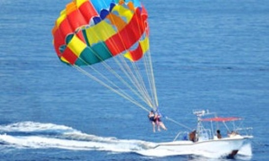 Parascending Tour In Kuta Selatan