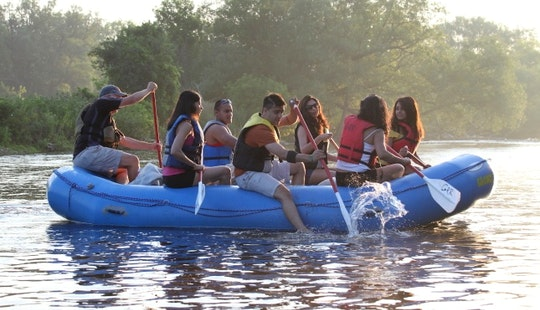 Enjoy Raft Rental & Trips In Brant, Ontario