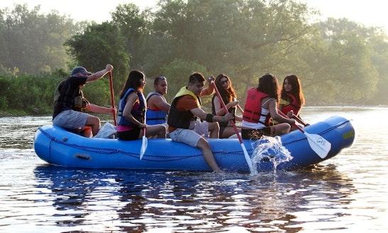 Enjoy Raft Rental & Trips In Brant, Ontario