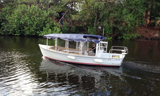 'ecoboat 21' For Rent In Fort Lauderdale