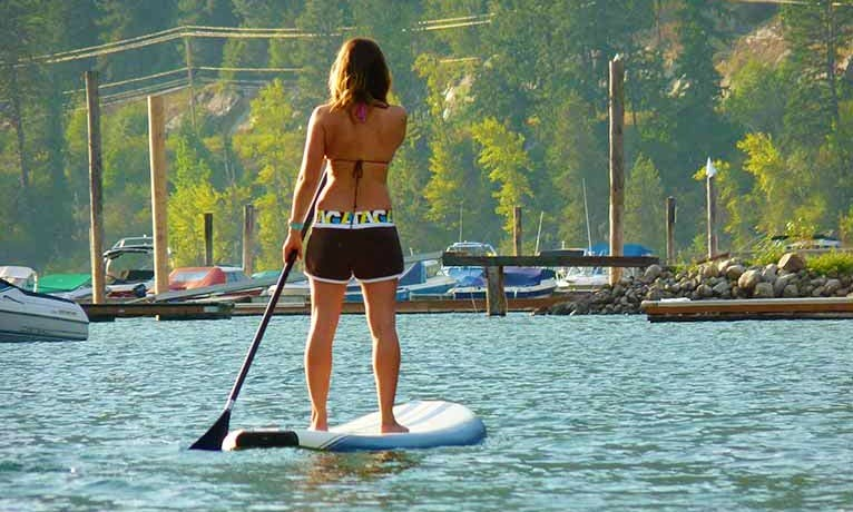Stand Up Paddleboard Rental In Nelson