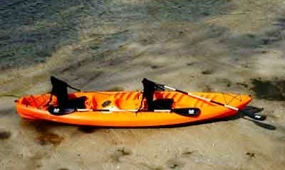 Tandem Kayaks Rental In Nelson