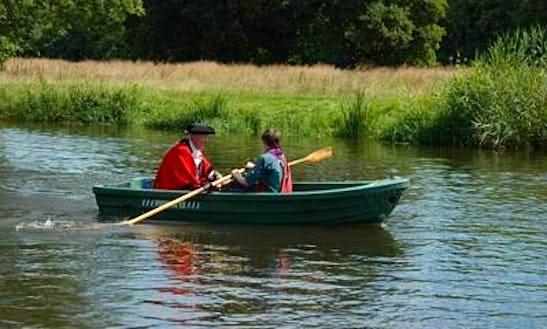 Row Boat Rental In Wimborne Minster, United Kingdom