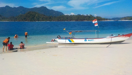 Passenger Boat Trips (30 Pax) In Indonesia