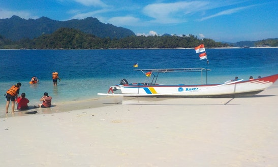 (30 Pax) Passenger Boat Trips In Indonesia